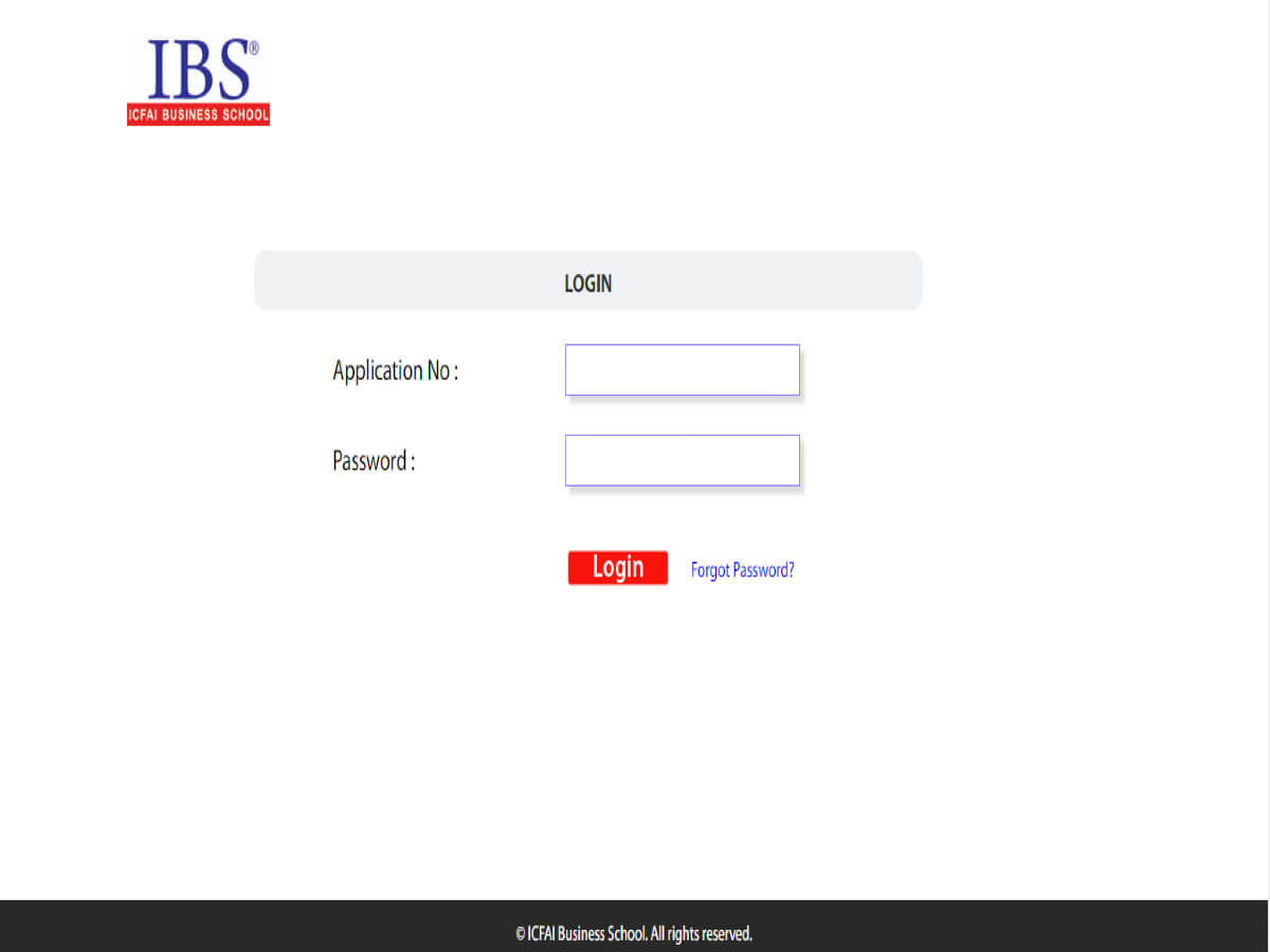 ICFAI Business School has Declared the IBSAT 2020 Result.