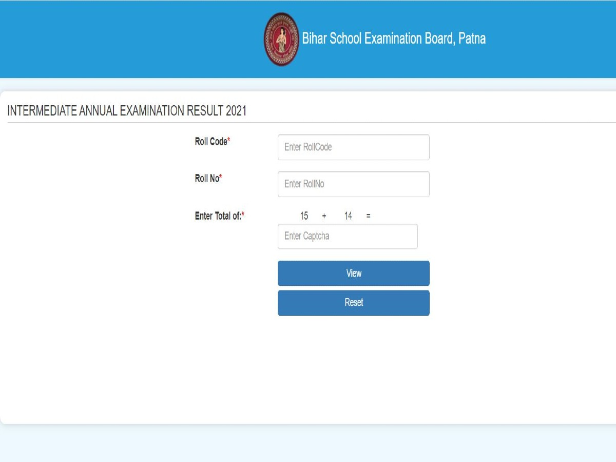 Class 12 Result of BSEB Declared @biharboardonline.bihar.gov.in