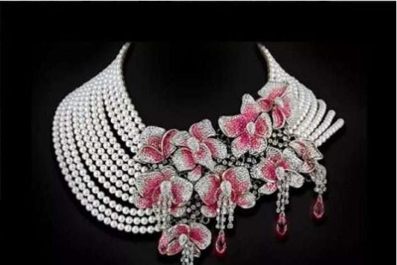 Jewellery design by Farah Khan Ali, one of the top designer in india